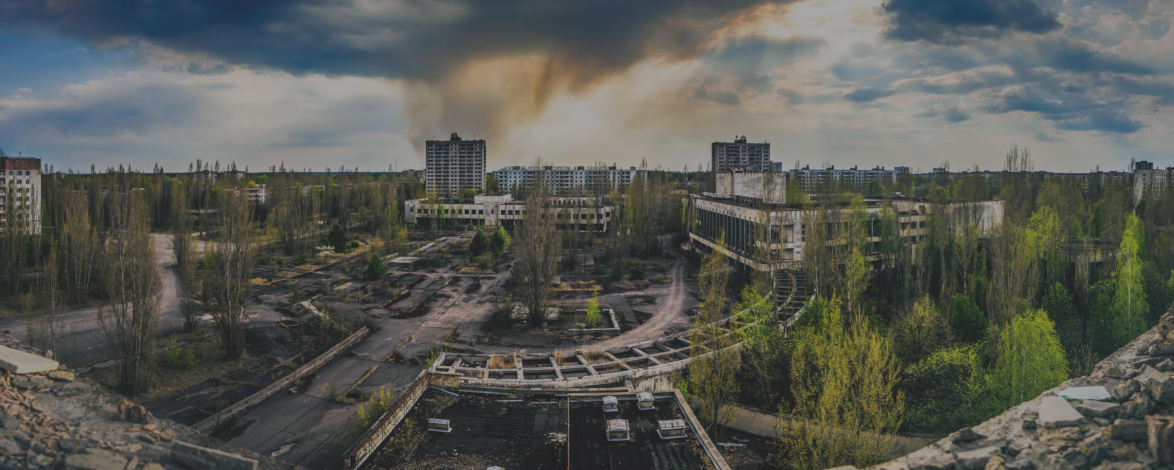 Загадочный Чернобыль