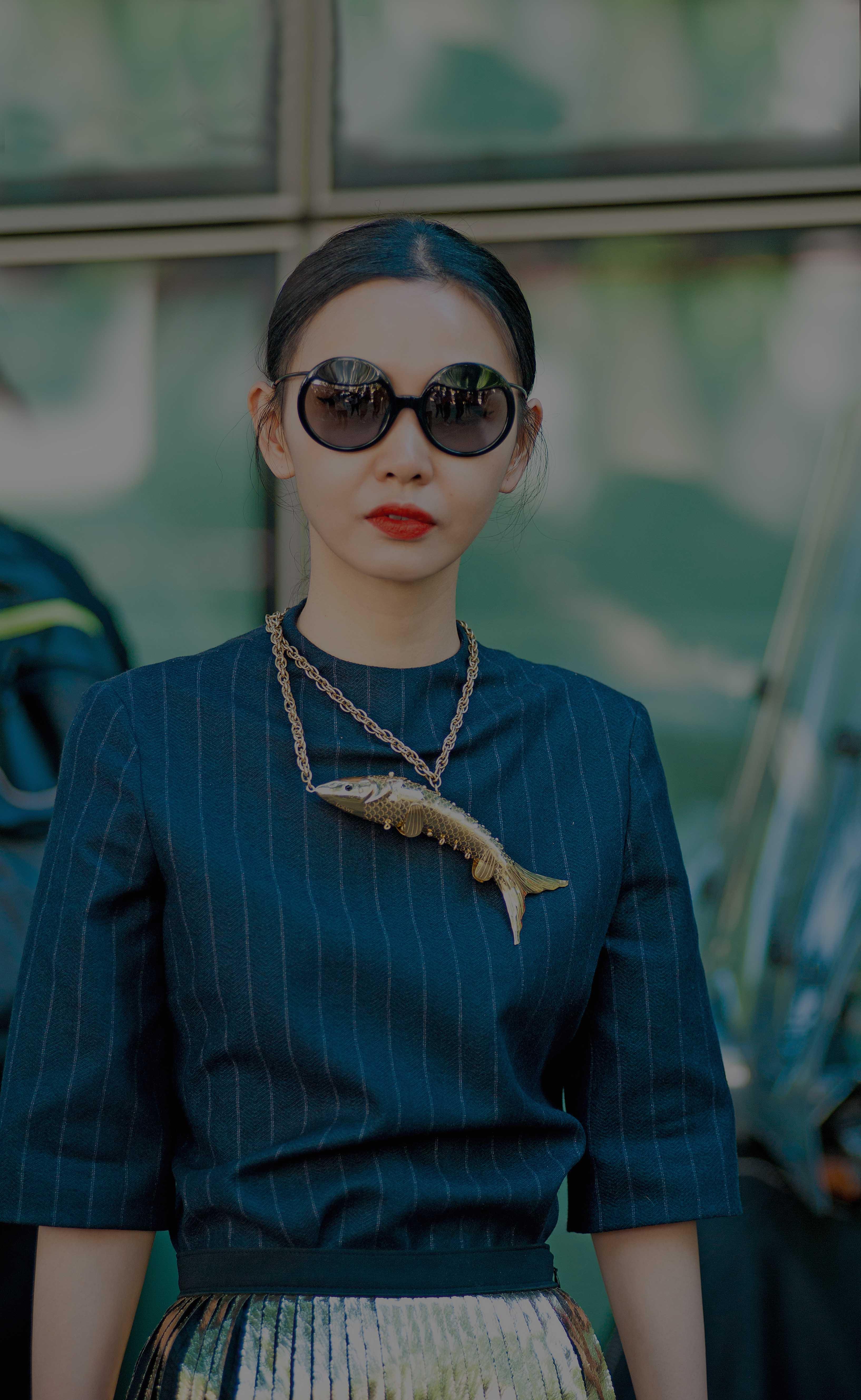 Рыба носит Prada