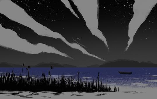 Страх над озером
